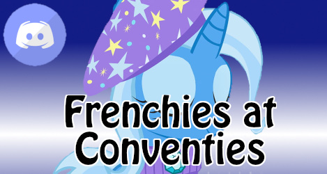 Frenchies at Conventies